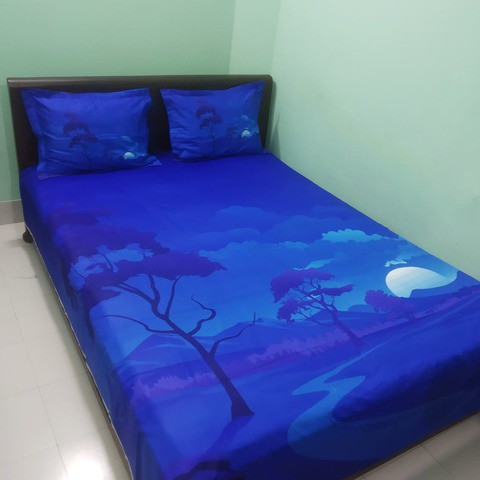 HD Panel Ortha Bedsheet - Top Quality