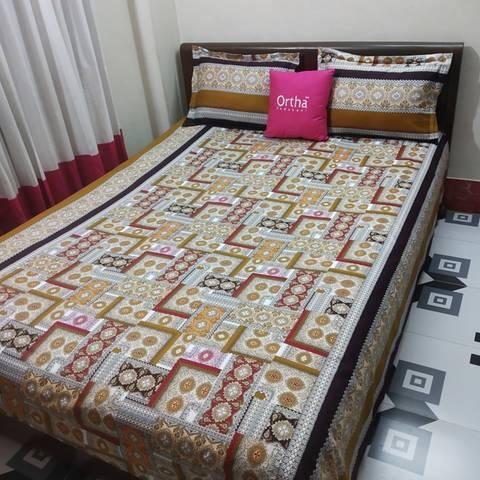 100% Cotton Twill Bedsheet