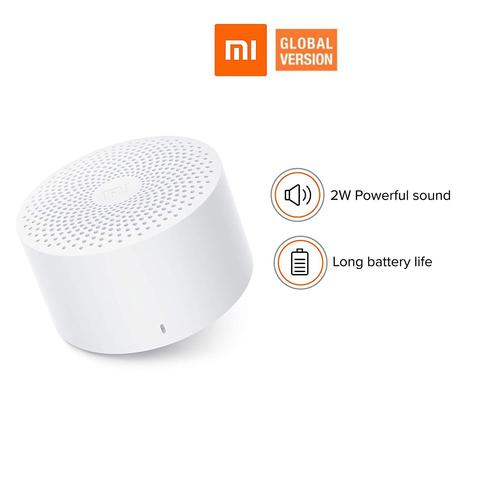 Mi Portable Mini Speakers V2 with Mic HD quality call