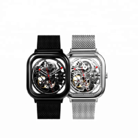 CIGA Design Full hollow Automatic Mechanical watch with 12 Months Official Warranty