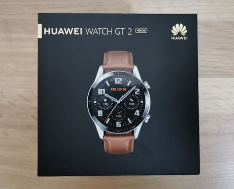 Huawei Watch GT2 Classic Version(1 year official warranty)