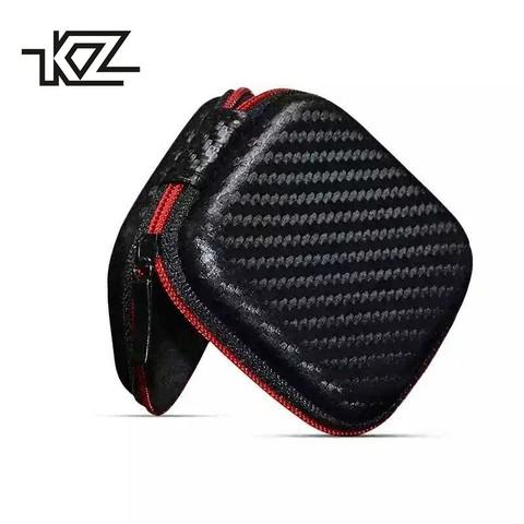 KZ Carbon Fiber Pouch