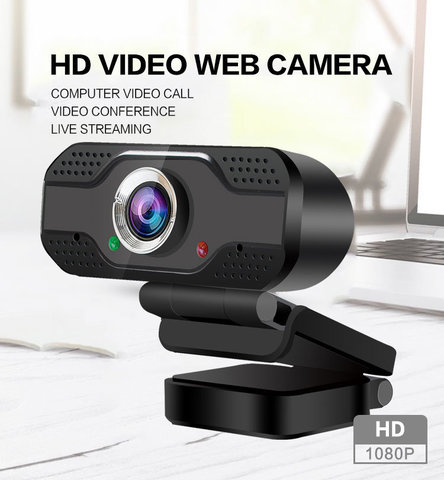 WebCam B1-1080P Full HD with Mic