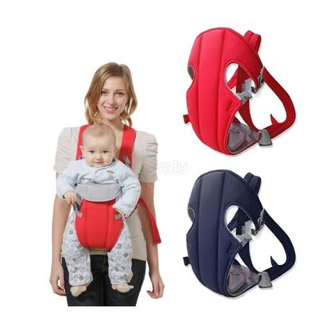 New born Baby Carrier Comfort Wrap Bag - Multi color