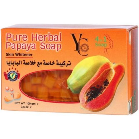 Papaya Soap 100gm