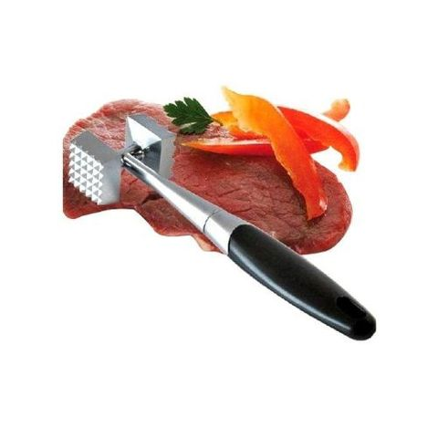 Meat Tenderizer Mallet Hammer - Black