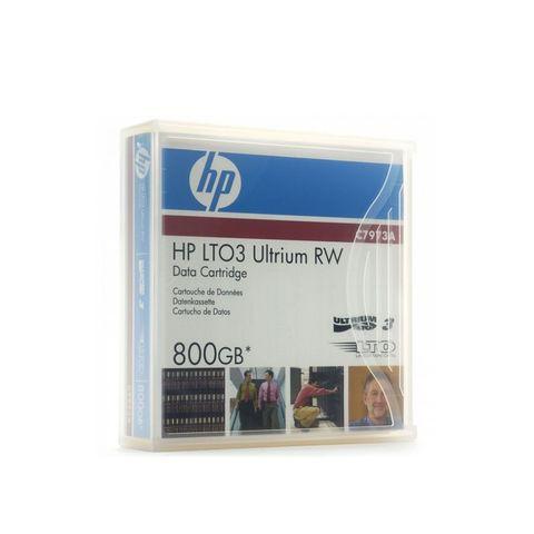 HP LTO-3 Ultrium-C7973A Data Cartridge 800 GB