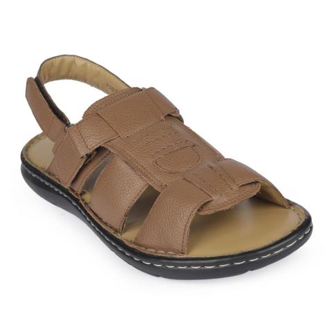 Men's Leather Sandal -9233102