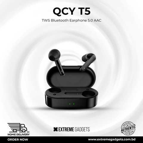QCY T5 True Wireless