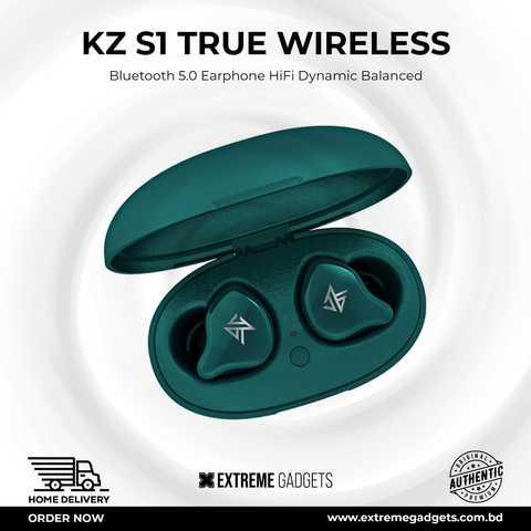 KZ S1 (4 months warranty)