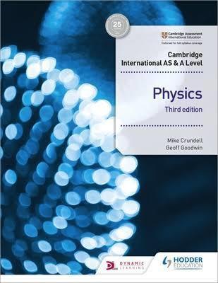 Cambridge International AS & A Level Physics Student's Book