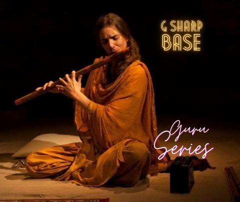 G Sharp Base Customized Bansuri- Guru Series