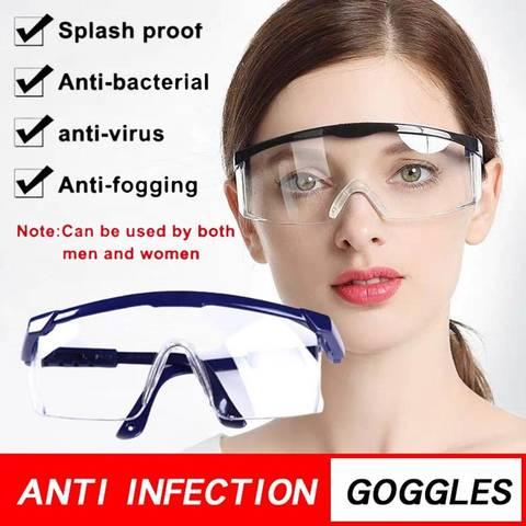 Protective Glasses Corona-virus Hongkong