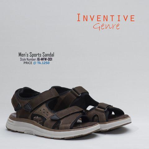 Men's Sports Sandal IG-MFW-001