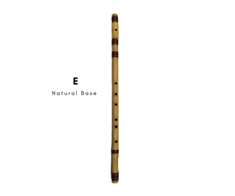 E Natural Base Special Bansuri 30 Inch