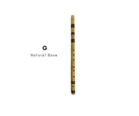 G Natural Law Bamboo Whistle Flute