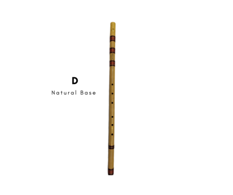 D Natural Law Bamboo Whistle Flute