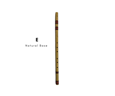 E Natural Law Bamboo Whistle Flute