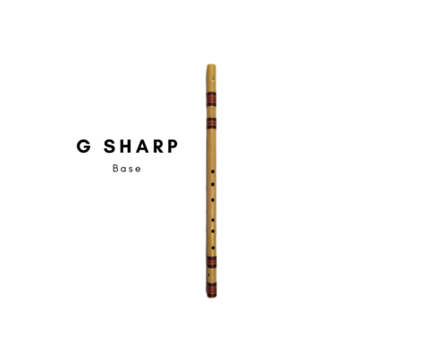 G Sharp Law bamboo Whistle Flute