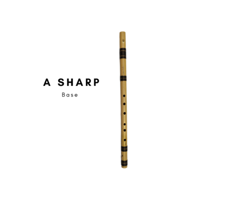 A Sharp Law bamboo Whistle Flute