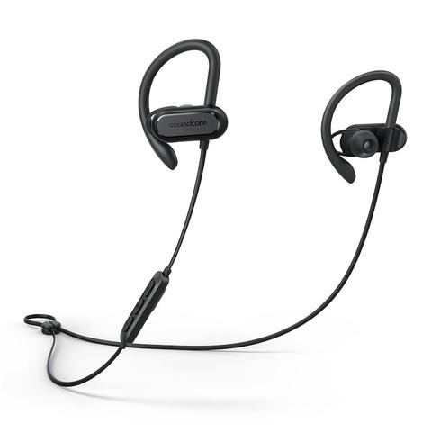 ANKER SoundCore Spirit X Wireless Bluetooth Earphone (Black) With18 Months Official Warranty.