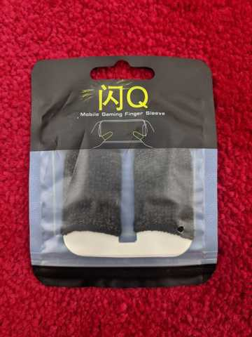 YQ finger sleeves for Mobile Gaming