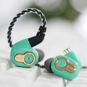 BLON BL-05s 3rd Generation 10mm Upgraded Carbon Diaphragm In Ear Earphone