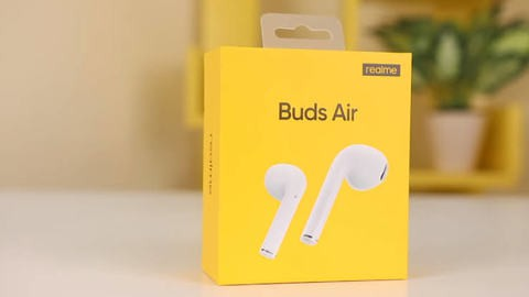 Realme Buds Air Bluetooth Headset with Mic