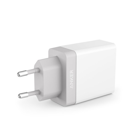 Anker 20W 2-Port USB Wall Charger
