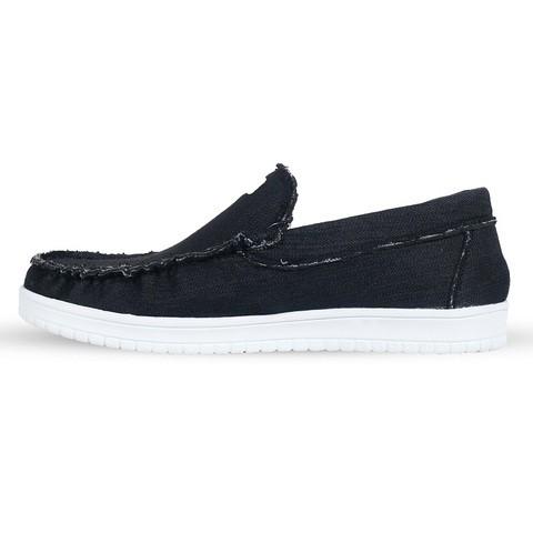 Jennys Men's Black Sneaker-9046101