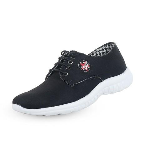 Jennys Men's Black Sneaker-9055101