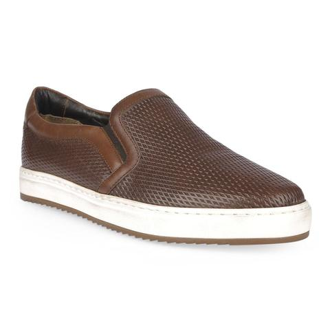 Jennys Men's Brown Sneaker-9722102