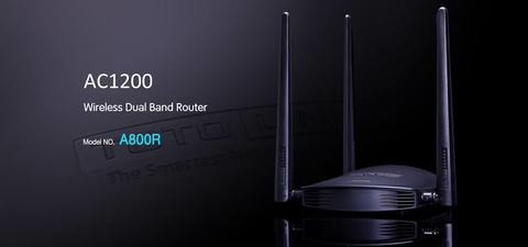 Totolink A800R AC1200 Wireless Dual Band Router