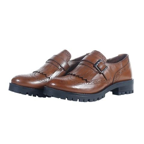 Brown Formal Shoe for women- 050103