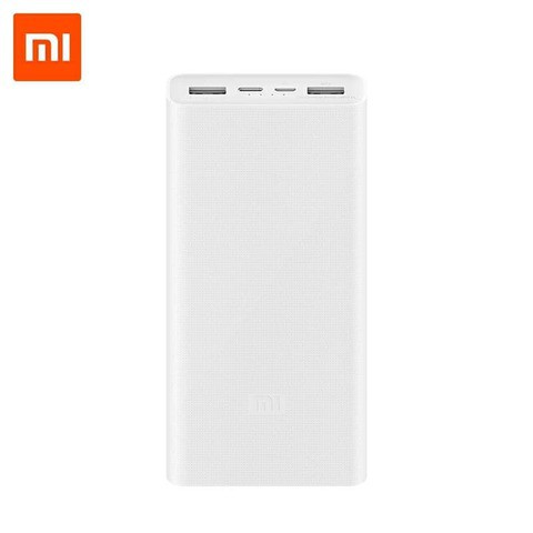 Mi 20000mAh Powerbank v3 with [6 Months Official Warranty]