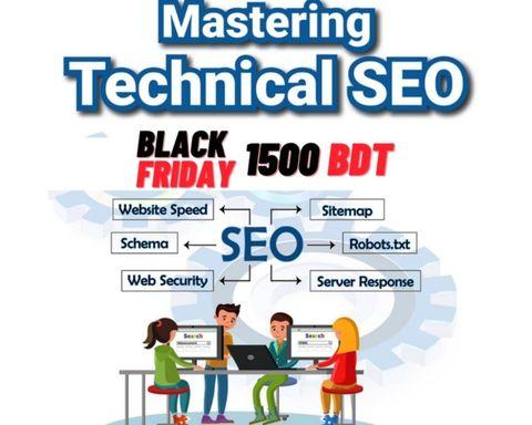 Mastering Technical SEO