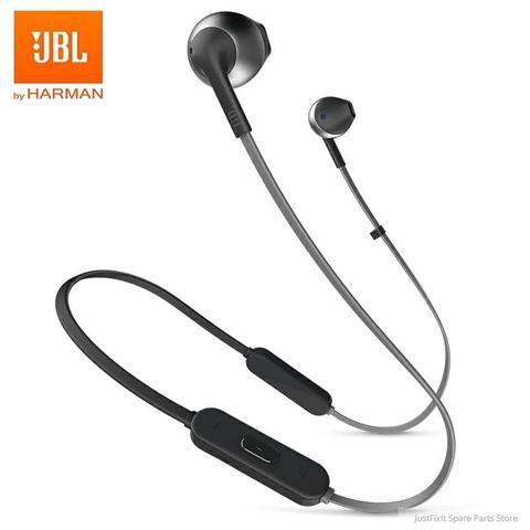 JBL T205BT Wireless Bluetooth Earphone with 6 Months Official Warranty