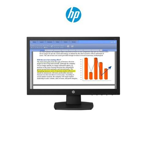 HP V194 18.5 Inch HD LED Monitor (VGA) #V5E94AA