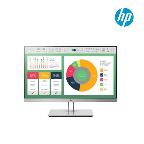 HP 21.5 Inch EliteDisplay E223 FHD IPS Micro Edge LED Backlit Border-less Monitor (DP, HDMI, VGA) #1FH45A8 / 1FH45AA