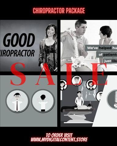 Chiropractor Offer Bundle Mega Pack