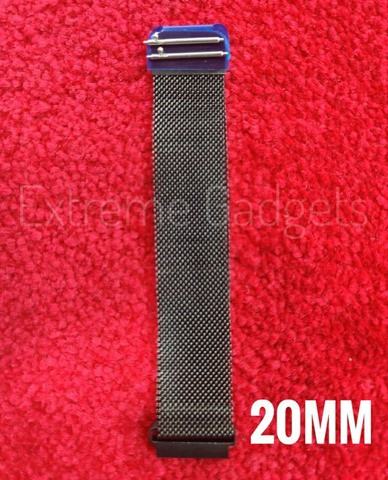 Stainless Steel MAGNETIC Strap (20mm)