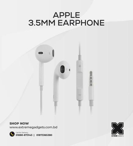 Genuine Apple Earpod 3.5mm Version