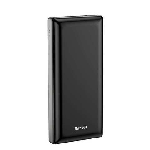 Baseus Mini JA Fast charge Power Bank 10000mAh Black with 12 months official warranty