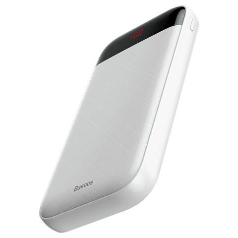 Baseus Mini CU Digital Display Power Bank 10000mAh with 12 Months Official Warranty