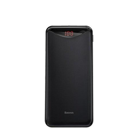 Baseus Gentleman Digital Display Portable Power Bank 10000mAh with 12 Months Official Warranty.