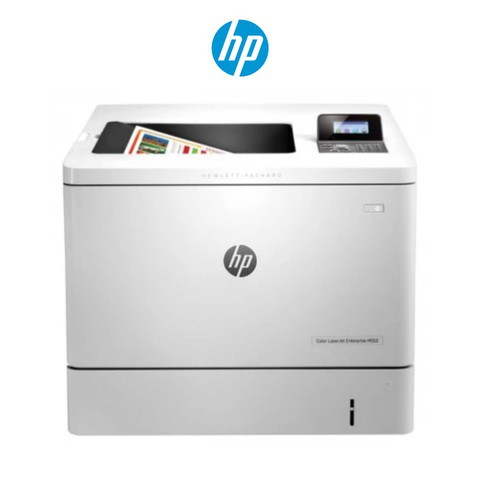 HP Enterprise M553dn Single Function Color Laser Printer #F2A69A