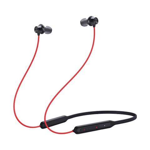 OnePlus Bullets Wireless Z Bass Edition – Reverb Red