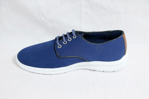 Jennys Men's Black Sneaker-905510g
