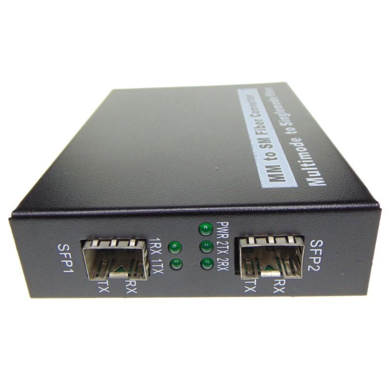 D-Link DMC-G01LC 10//100//1000 to SFP Media Converter