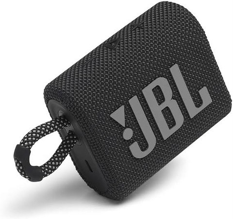 JBL Go 3 Portable Bluetooth Speaker
